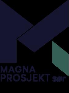 Magna prosjekt sør logo