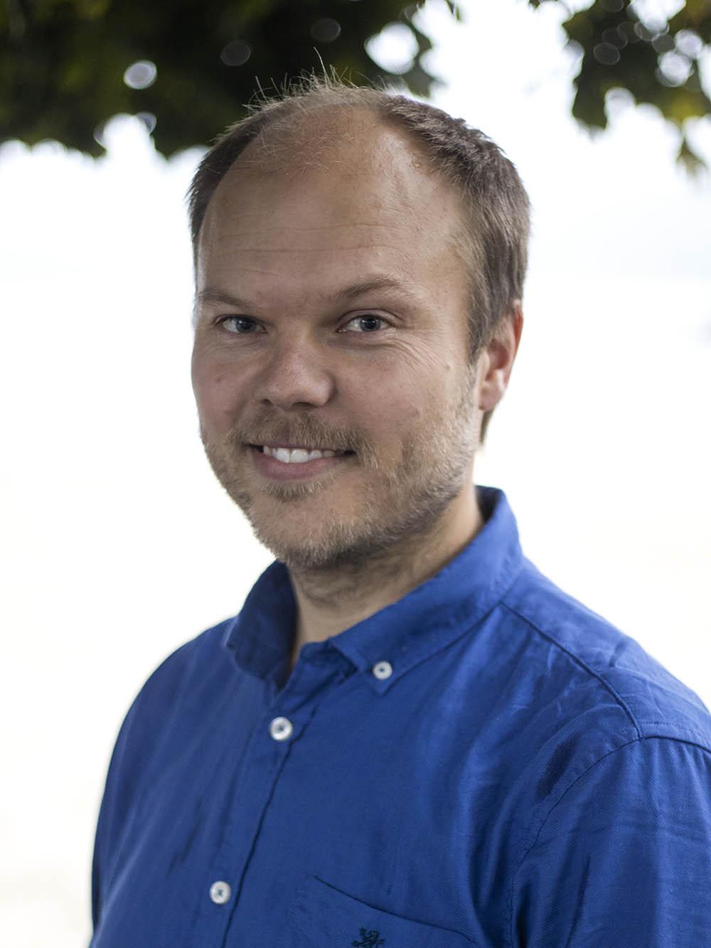 Thorstein Dyrstad Daglig leder Magna Prosjekt Sør